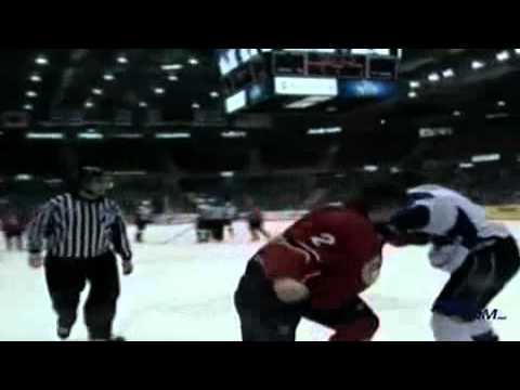 Ian Saab vs. Nick Egan