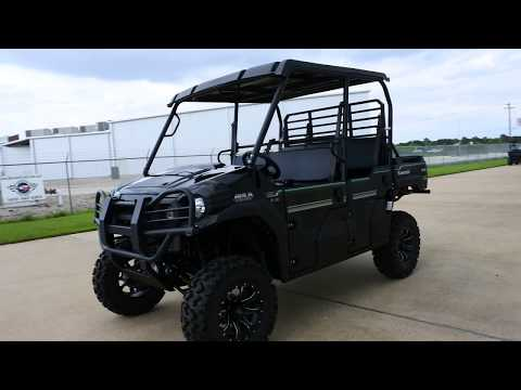 2017 Kawasaki Mule PRO-FXT EPS LE in La Marque, Texas - Video 1