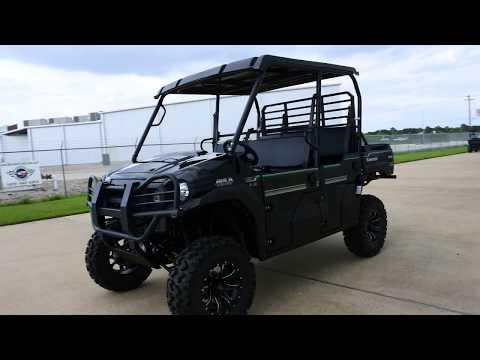 2017 Kawasaki Mule PRO-FXT EPS LE in La Marque, Texas