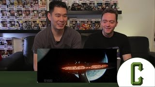 Star Trek Beyond Trailer #2 Reaction and Review by Collider