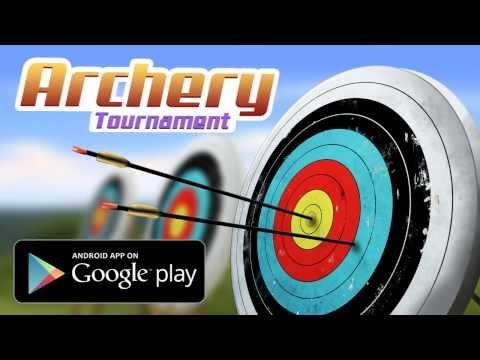Video of Archery Tournament
