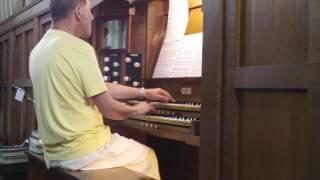 Angeleyes - ABBA (Church Organ)