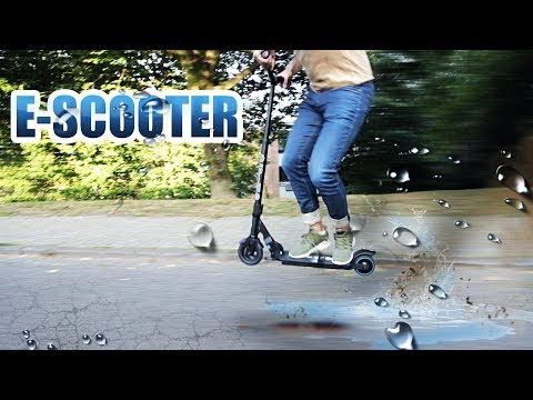 DER STÄRKSTE & LEICHTESTE ELEKTRO SCOOTER? Emicro One Review - Test [Deutsch/German]