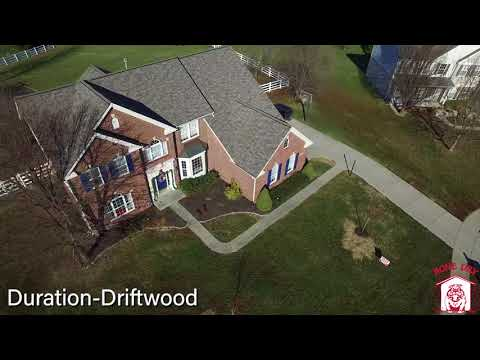 Shingle Color: Duration Driftwood