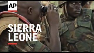 SIERRA LEONE: REBELS LOYAL TO OLD REGIME STILL FIGHTING ECOMOG