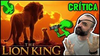 O REI LEÃO (The Lion King, 2019) - Crítica
