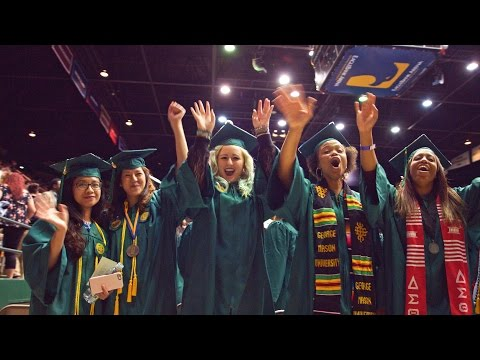 George Mason Graduation 2017