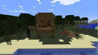 Minecraft: Przeciętny dzień z życia Endermana