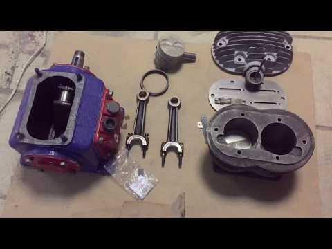 Расточка (кап. ремонт) компрессора СО-7Б