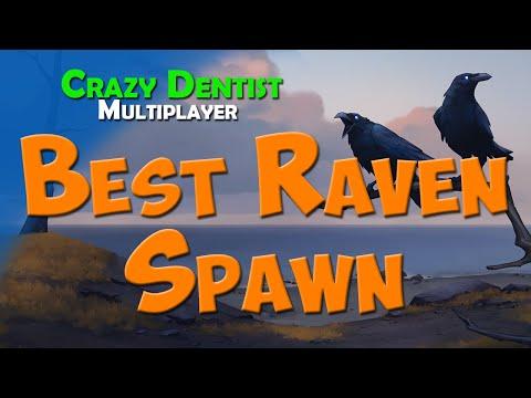 Best Raven Spawn | Raven clan 3v3 | Northgard