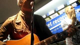 Charlie Simpson - Parachutes (Live at Banquet Records, Kingston)