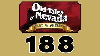 188 OLD TALES OF NEVADA SNOWSHOE THOMPSON