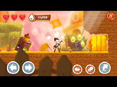 Spirit Roots First Level Gameplay Trailer thumbnail