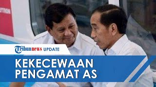 Kekecewaan Pengamat AS Jokowi Lantik Prabowo Jadi Menhan, Sebut Catatan HAM Prabowo Mengerikan
