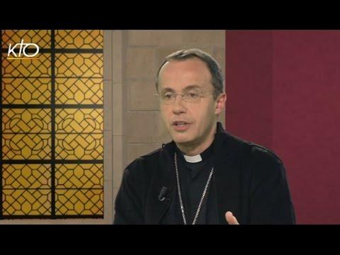 Pamiers avec Mgr Jean-Marc Eychenne