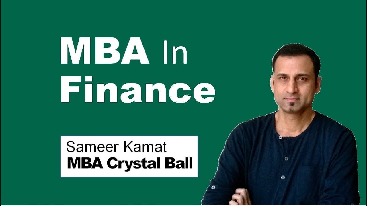 MBA in Financing thumbnail