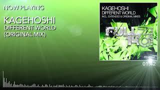FO140R042: Kagehoshi - Different World (Original Mix)