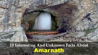 """10 Interesting And Unknown Facts About Amarnath 