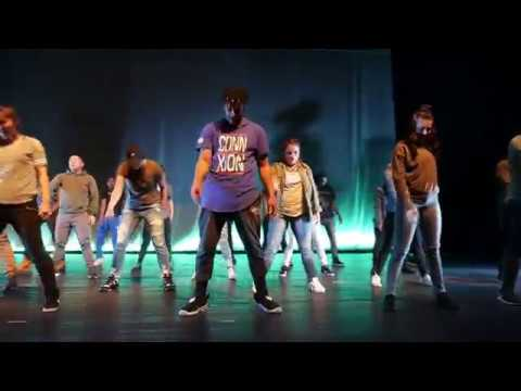 THE ONE 2018 Urban Dance Showcase HHC HQ feat BRC