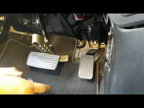 Candado Bloqueador De Pedal Universal Antirrobo Coche