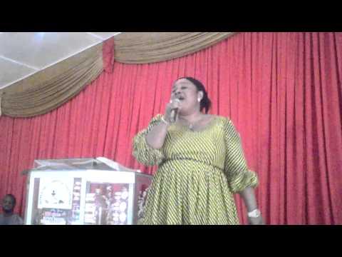 Pastor (mrs) Florence Okafor Prophetic Utterances