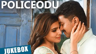Policeodu Official Full Songs | Vijay, Samantha | Atlee | G.V.P