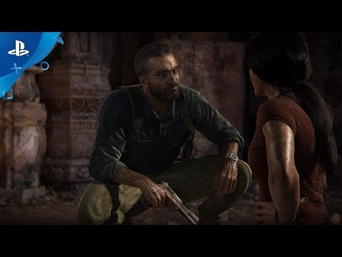 UNCHARTED: The Lost Legacy – E3 Extended Gameplay | PS4 thumbnail