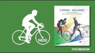 Technoseum ›2 Räder – 200 Jahre. Freiherr Von Drais Und Die Geschichte Des Fahrrades‹