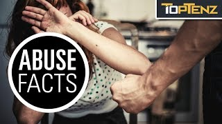 10 SHOCKING Facts About DOMESTIC ABUSE