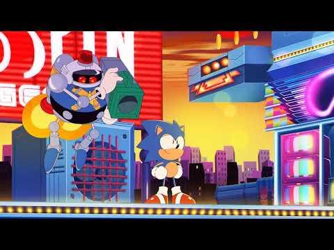 Sonic Mania - Launch Trailer thumbnail