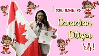 How To Apply For Canadian Citizenship?What to Expect? My Citizenship Experience