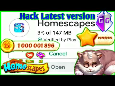 Homescapes unlimited coins and stars