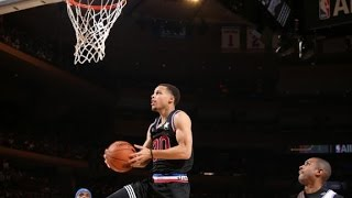Stephen Curry Full Highlights at 2015 All Star Game - 15 Points, 5 Assists, 9 Rebounds, SKILLS!