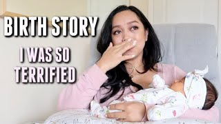 My Birth Story: The happiest, yet most terrifying night of my life