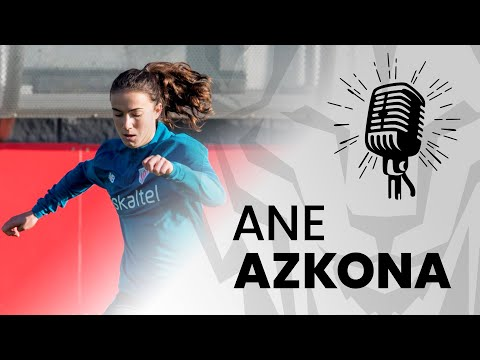 🎙️ Ane Azkona I post Real Betis 1-0 Athletic Club I M18 Primera Iberdrola