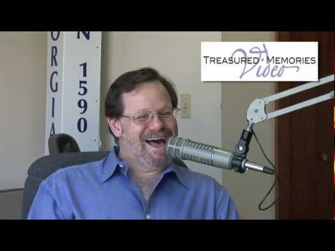 WSMN 1590 AM Radio Interview, Treasured Memories Video - Part 1