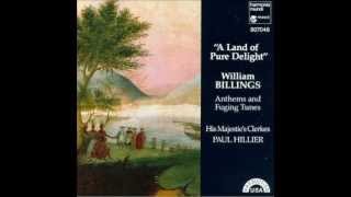 Shiloh, by William Billings