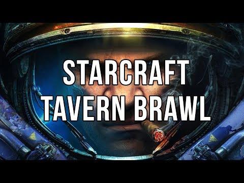 Starcraft Tavern Brawl