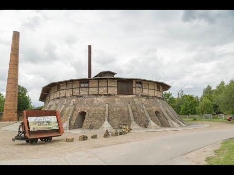 Ziegeleipark Mildenberg: Spur der Ziegel