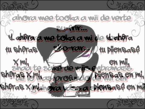 Ahora lloras por mi-Jackita La Zorra