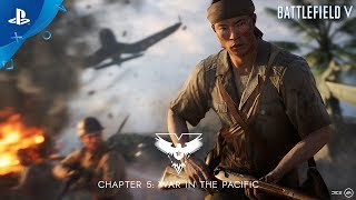 Battlefield V - Wake Island Overview Trailer | PS4