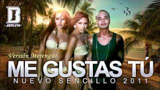 Me Gustas Tú (Versión Merengue) - J Balvin (Video)