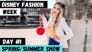 Disney Fashion Week | Day 1 | Spring/Summer Show 2020