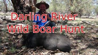 Darling River Wild Boar Hunt