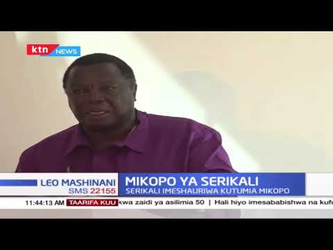 Francis Atwoli ashauri serikali kutumia mikopo kupiga jeki biashara za wananchi Kenya