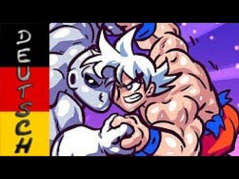 JIREN gegen SON-GOKU Finaler Kampf! DRAGON BALL STUPID! DragonBall Super Parody [German Fandub]
