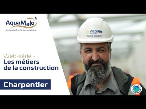 Les métiers de la construction : Charpentier