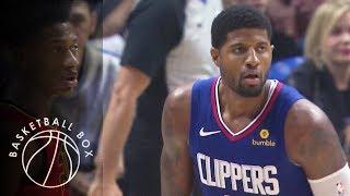 [NBA] Atlanta Hawks vs Los Angeles Clippers, Full Game Highlights, November 16, 2019