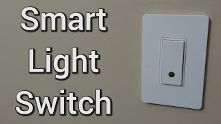 WeMo Smart Light Switch Review