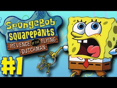 Spongebob Squarepants : Revenge Of The Flying Dutchman GameCube